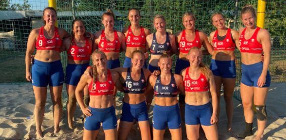 Norway Women's Handball Players are Fined for Rejecting Bikini Uniforms