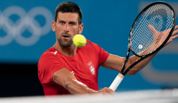 Djokovic aims to win Olympic gold medal for Serbia